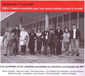 Activités politiques et associatives